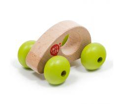 Dřevěná hračka Lucy&Leo Roly Poly Mini Car