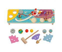 Dřevěná hračka Lucy&Leo Space