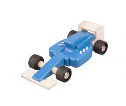 Dřevěná hračka Lupo Toys Formule 1