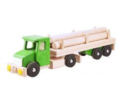 Dřevěná hračka Lupo Toys Lorry