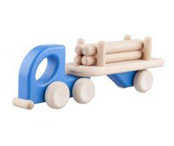 Dřevěná hračka Lupo Toys Mini Truck
