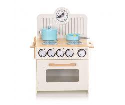 Dřevěná kuchyňka BabySteps