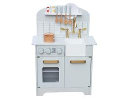 Dřevěná kuchyňka Wooden Toys Deluxe