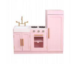 Dřevěná kuchyňka Wooden Toys Deluxe Maxi