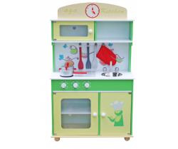 Dřevěná kuchyňka Wooden Toys Frogi