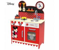 Dřevěná kuchyňka XL Derrson Disney Mickey a Minnie