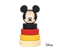 Dřevěná pyramida Derrson Disney Mickey Mouse