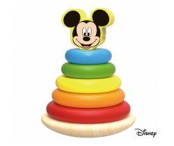 Dřevěná pyramida velká Derrson Disney Mickey Mouse