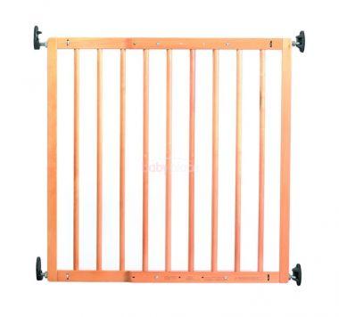 Dřevěná zábrana Reer Basic Simple-Lock