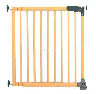 Dřevěná zábrana Reer Basic Twinfix Active-Lock