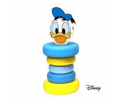 Dřevěné chrastítko Derrson Disney Kačer Donald