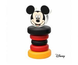 Dřevěné chrastítko Derrson Disney Mickey Mouse