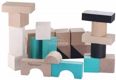 Dřevěné kostky Kindsgut