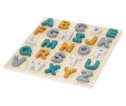 Dřevěné puzzle Kindsgut  ABC Caspar