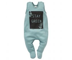 Dupačky Pinokio Stay Green Turquoise