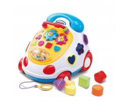 Edukační hračka Telefon BabyMix