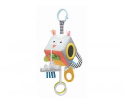Edukační kostka Taf Toys Ptáček