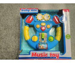Edukační volant BabyMix