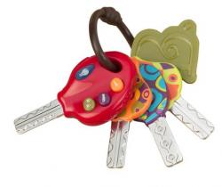 Elektronické klíčky B-Toys LucKeys