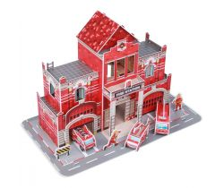 3D puzzle Fiesta Crafts