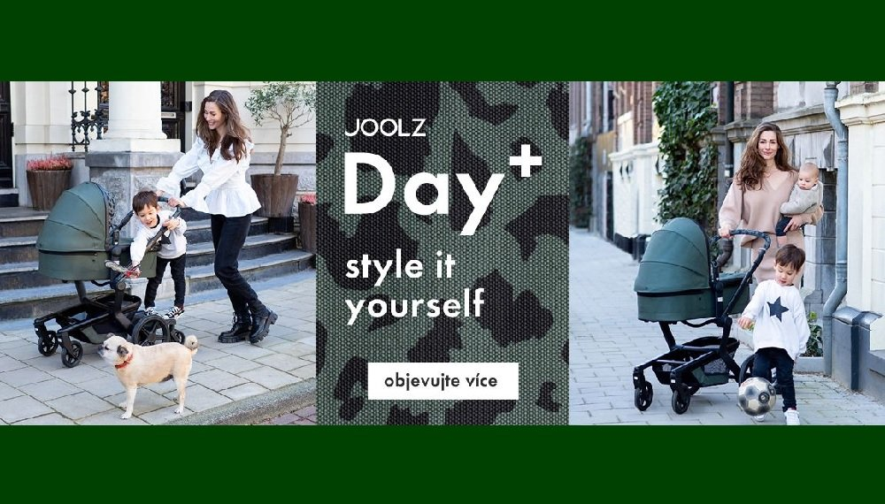joolz day+ style it yourslef