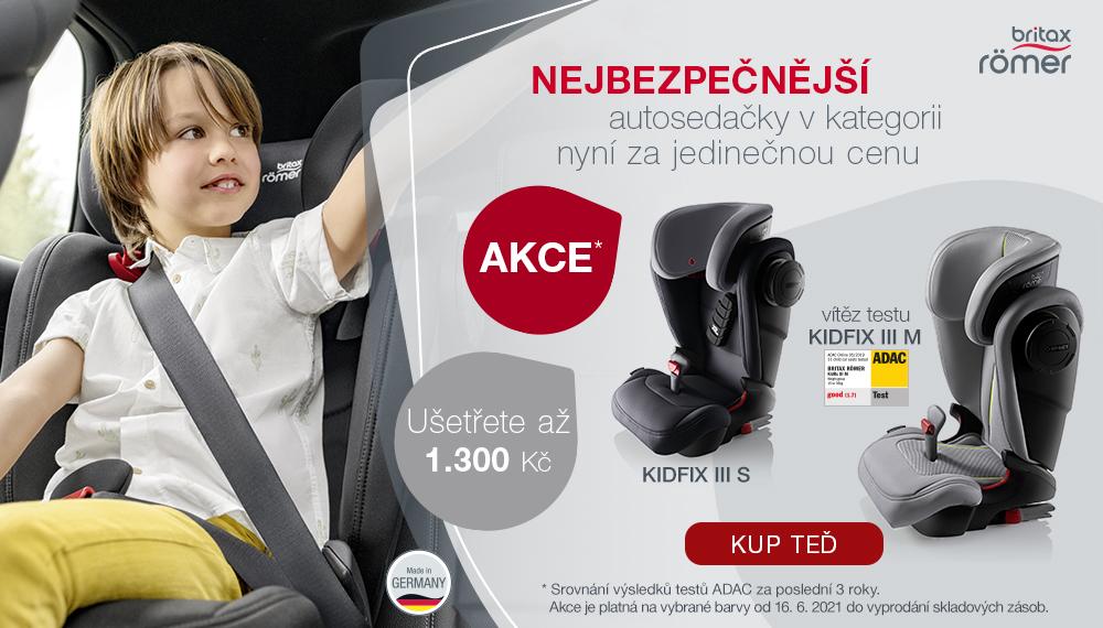 akce kidfix III M/S