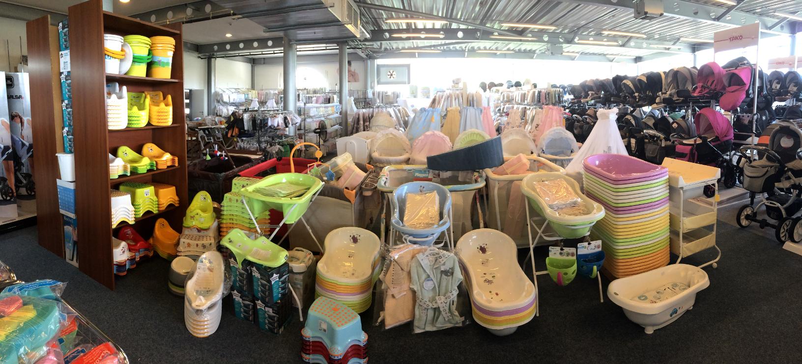 Babyplace - vaničky, nočníky, adaptéry na wc, proutěné koše