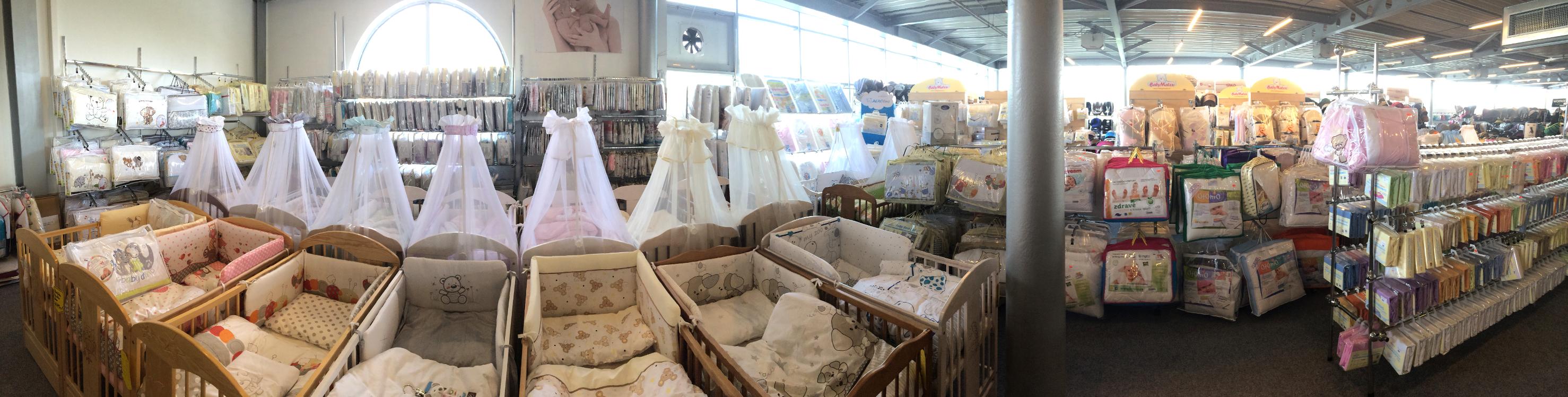 Babyplace - vše ke spaní pro miminka v Ostravě, povlečení, matrace, chrániče matrací, prostěradla, monitory dechu ....