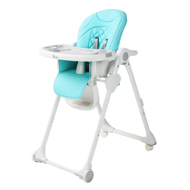 Jídelní židlička Bo Jungle B-Dinner Chair Wheely