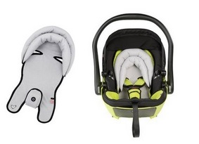 Kiddy Evolution Pro2 - vložka pro předčasně narozené dítě