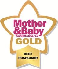 Nuna ocenění Mother and Baby