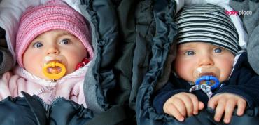 4 otázky, které si položit před výběrem kočárku pro dvojčata