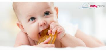 7 nejlepších kousátek, když miminku začnou růst zoubky
