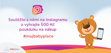 Soutěž s Instagramem!