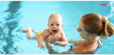 Plavání miminek - pro zdraví i pro radost