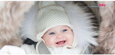 7 TOP věcí do výbavy pro miminko narozené v zimě