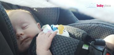 Jak vybrat autosedačku pro novorozeně
