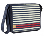 Barva: Striped Zigzag Navy 2016