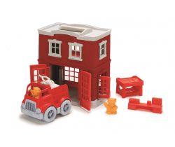 Požární stanice Green Toys