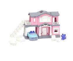 Dům s  příslušenství 9 ks Green Toys