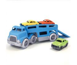 Tahač s auty Green Toys