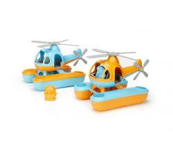 Vrtulník hydroplán Green Toys