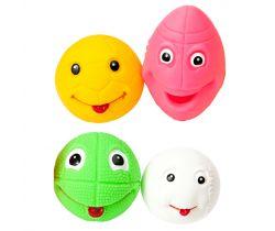 Gumové míčky 3 ks Hencztoys
