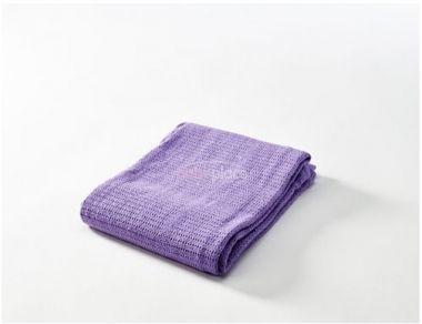 Háčkovaná bavlněná deka Baby Dan