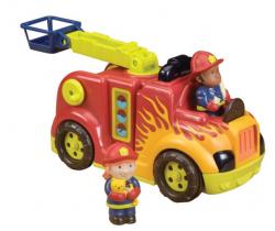 Hasičské auto B-Toys Fire Flyer