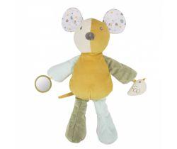 Hebký mazlíček s pískátkem Canpol Mouse