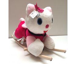 Houpací hračka Smyk Hallo Kitty