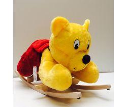 Houpací hračka Smyk Medvídek Pů NR11