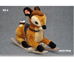 Houpací hračka Smyk Srnečka Bambi NR6