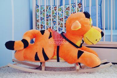 Houpací hračka Smyk Tygr NR8